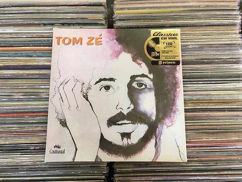 LP Tom Zé - Se O Caso É Chorar 1972 - Lacrado