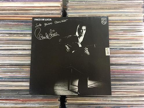 LP Paco De Lucia - Solo Quiero Caminar