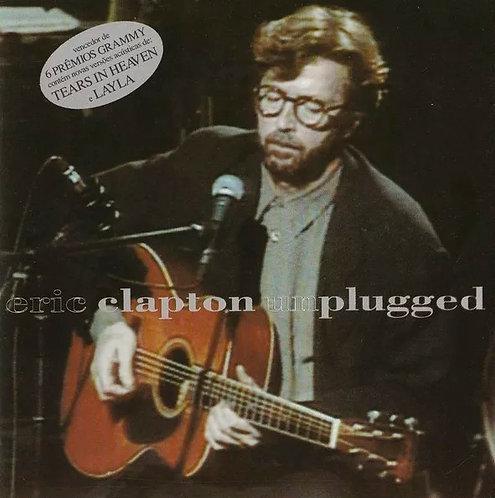 CD Eric Clapton - Unplugged - Lacrado