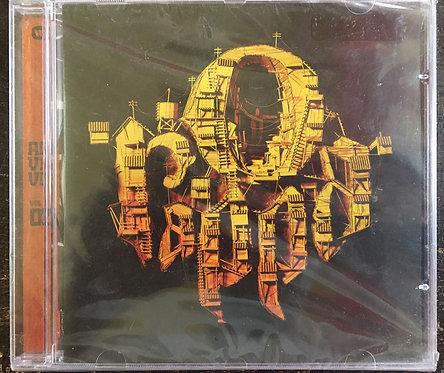 CD O Rappa - Ao Vivo Vol. 02 - Lacrado