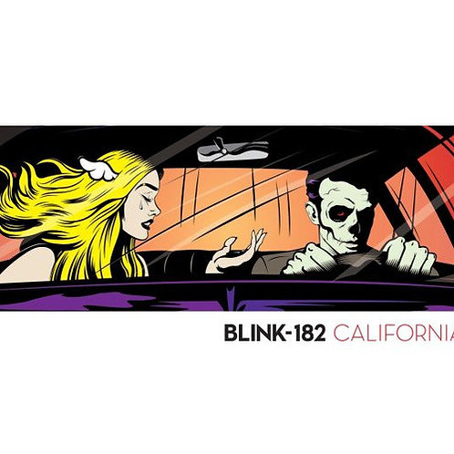 CD Blink-182 - California - Digifile - Lacrado
