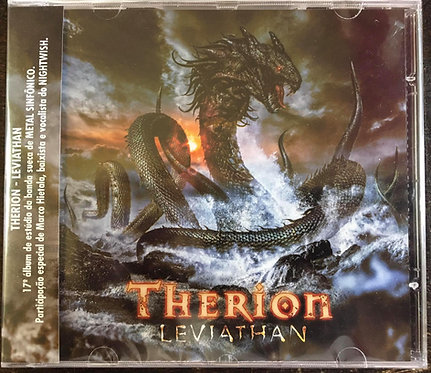 CD Therion - Leviathan - Lacrado