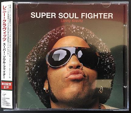 CD Lenny Kravitz - Super Soul Fighter - Japonês