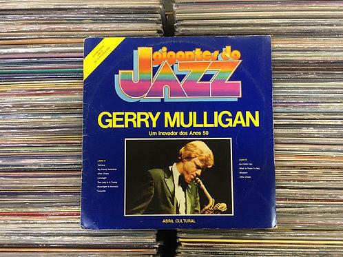 LP Gerry Mulligan - Gigantes Do Jazz / Um Inovador Dos Anos 50