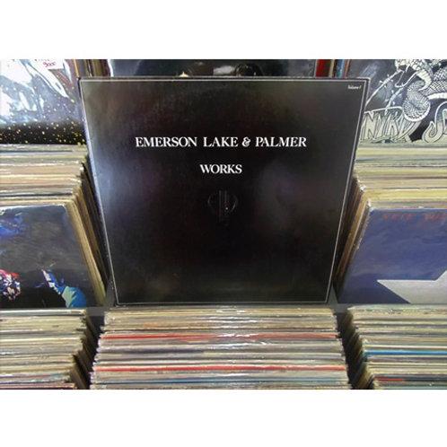LP Emerson, Lake & Palmer - Works Volume 1 - Duplo