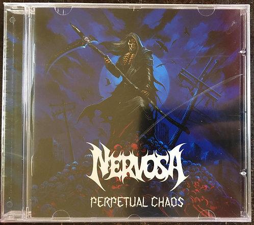 CD Nervosa - Perpetual Chaos - Lacrado