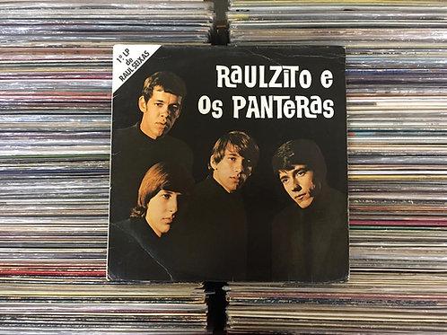 LP Raulzito E Os Panteras - 1968-1989