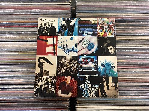 LP U2 - Achtung Baby - C/ Encartes