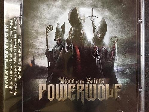 CD Powerwolf - Blood Of The Saints - Lacrado