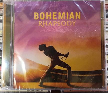 CD Queen - Bohemian Rhapsody - Trilha Original Do Filme - Lacrado
