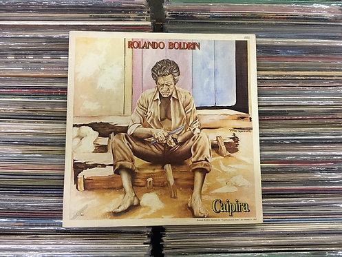 LP Rolando Boldrin - Caipira - Com Encarte