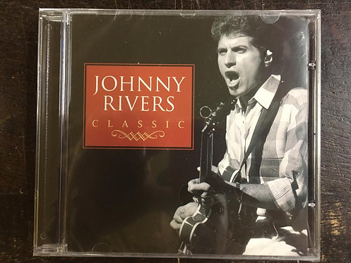 CD Johnny Rivers - Classic - Lacrado