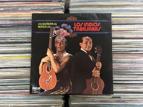 LP Los Indios Tabajaras - As Guitarras Mágicas