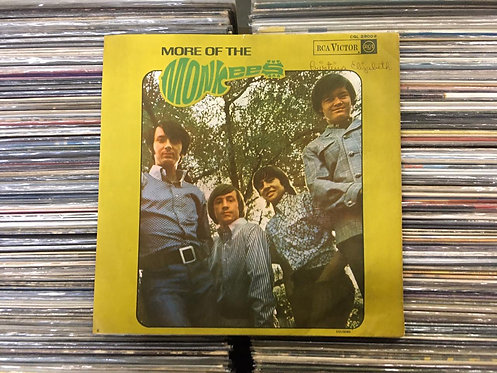 LP The Monkees - More Of The Monkees - Mono