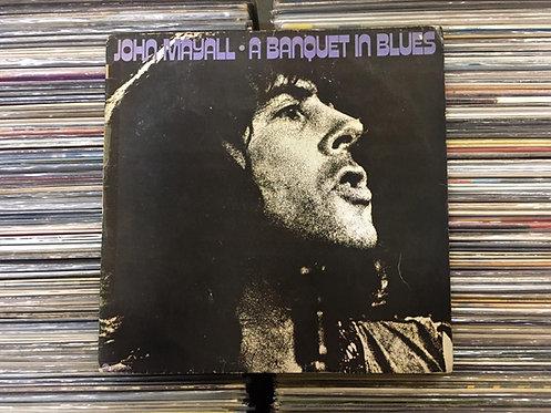 LP John Mayall - A Banquet In Blues