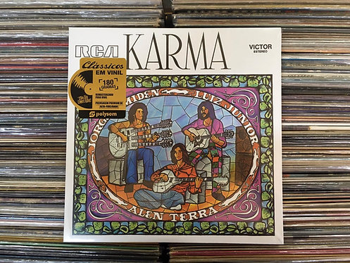 LP Karma - 1972 - Lacrado