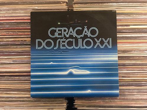 LP Geração Do Século XXI - Orquestra Sinfônica De Campinas