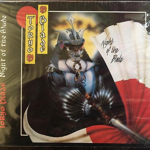 CD Tokyo Blade - Night Of The Blade - +Bônus - Lacrado