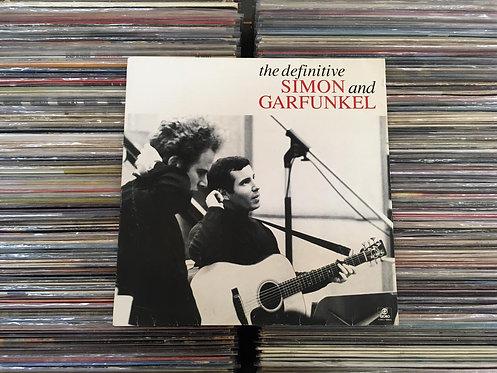 LP Simon & Garfunkel - The Definitive