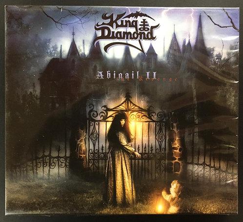 CD King Diamond - Abigail II : The Revenge - Slipcase - Lacrado