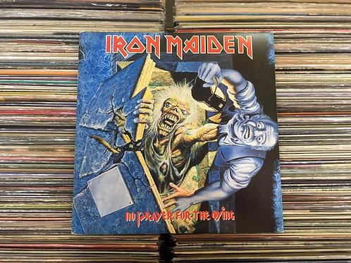 LP Iron Maiden - No Prayer For The Dying - Com Encarte