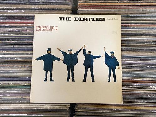 LP The Beatles - Help! - Com Encarte