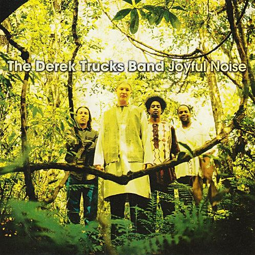 CD The Derek Trucks Band - Joyful Noise - Importado - Lacrad