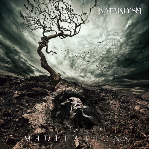CD + DVD Kataklysm - Meditations - Lacrado