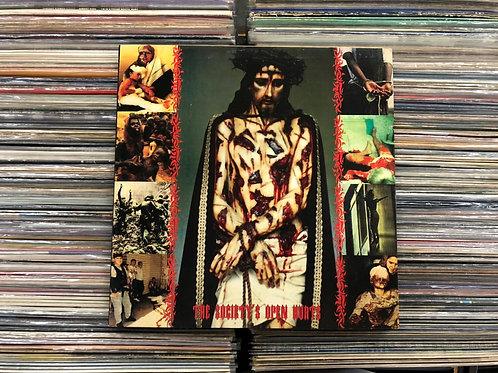 LP Porrada!!! - The Society's Open Hurts - Capa Dupla