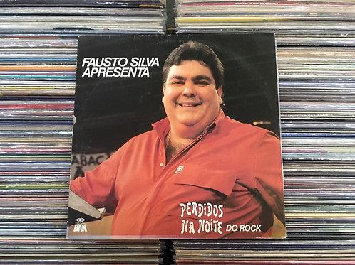 LP Fausto Silva Apresenta Perdidos Na Noite Do Rock