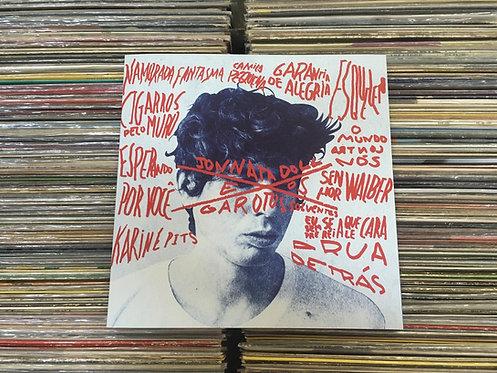 LP Jonnata Doll E Os Garotos Solventes - +Compacto - Vinil Colorido - C/Poster