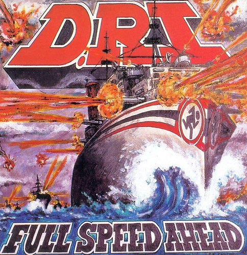 CD D.R.I. - Full Speed Ahead - +Bônus - Lacrado