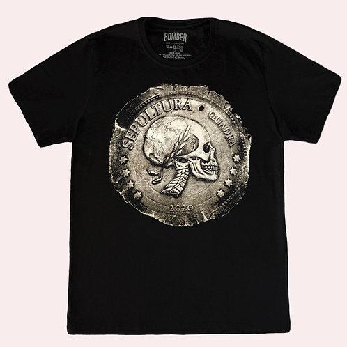 Camiseta Sepultura - Quadra - Bomber