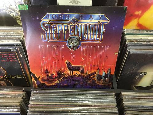 LP John Kay & Steppenwolf - Rise And Shine