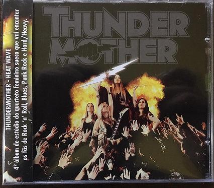 CD Thundermother - Heat Wave - Lacrado