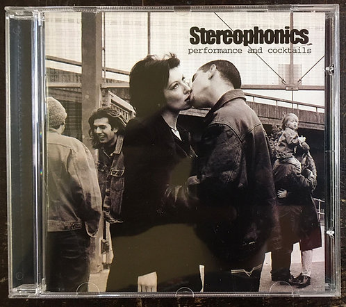 CD Stereophonics - Performance And Cocktails