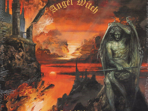CD Angel Witch - Angel Of Light - Slipcase - Lacrado