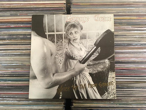 LP Savage Grace - After The Fall From Grace - C/ Encarte