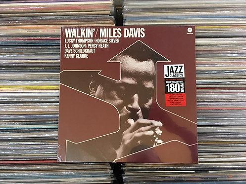 LP Miles Davis - Walkin' - Importado - 180g