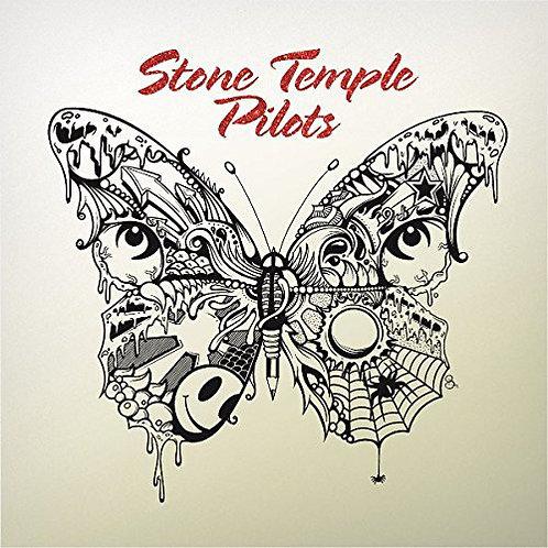 CD Stone Temple Pilots - 2018 - Digifile - Lacrado
