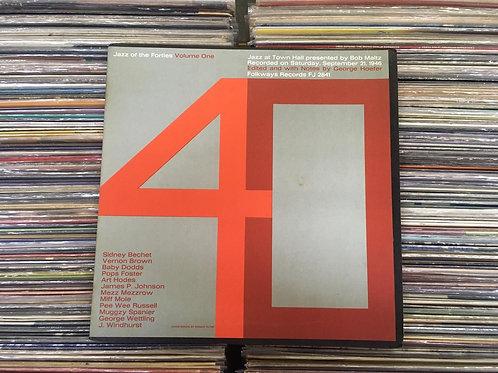 LP Jazz Of The Forties: Volume One - Vários Artistas - Importado