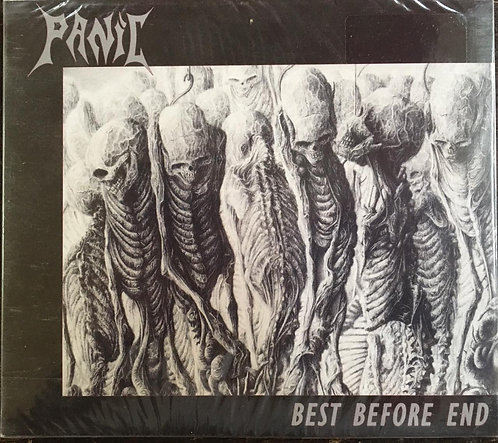 CD Panic - Best Before End - Digipack - Lacrado