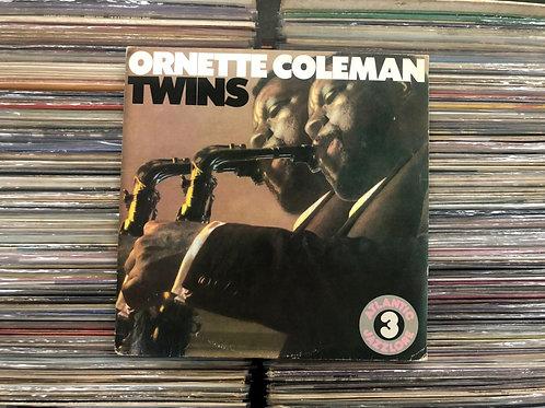 LP Ornette Coleman - Twins