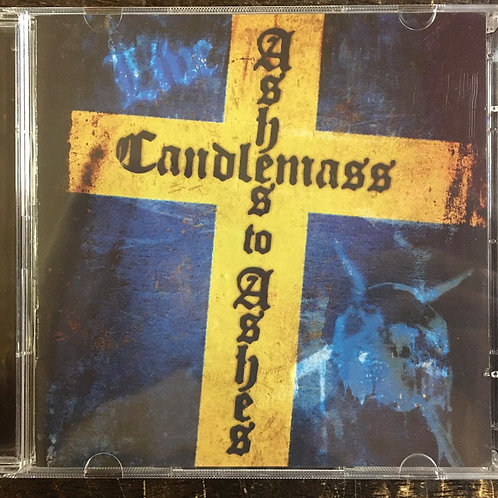 CD + DVD Candlemass - Ashes To Ashes - Live (Seminovo)