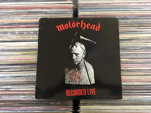LP Motörhead - What's Words Worth? (Record Live) - Importado