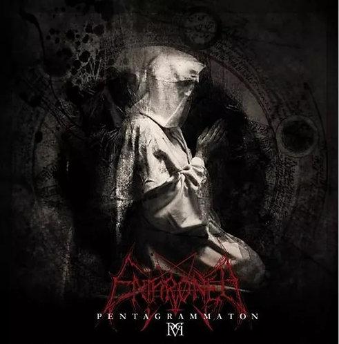 CD Enthroned - Pentagrammaton - Lacrado