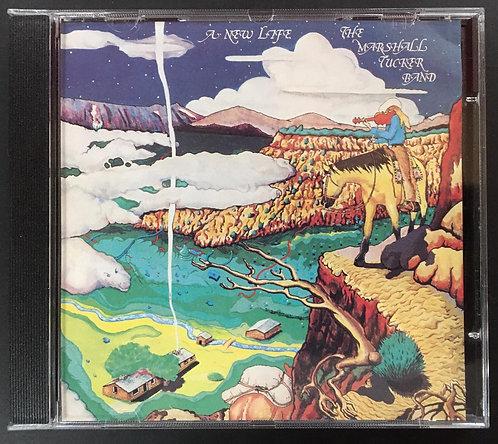 CD The Marshall Tucker Band - A New Life - Importado
