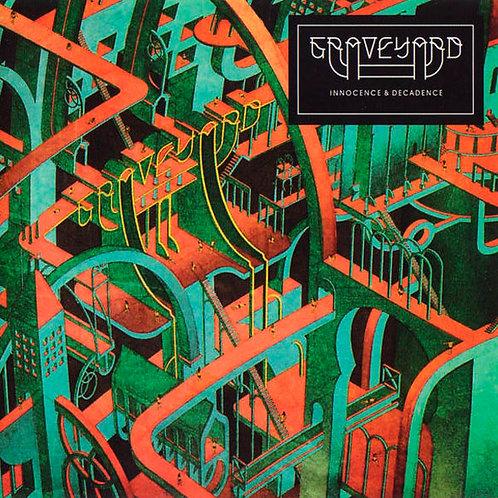 CD Graveyard - Innocence & Decadence - Digipack - Lacrado