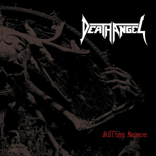 CD Death Angel - Killing Season - Lacrado