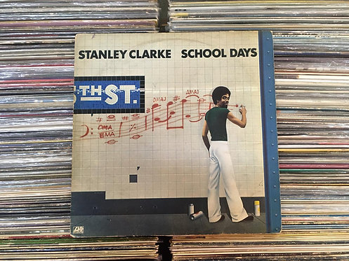 LP Stanley Clarke - School Days
